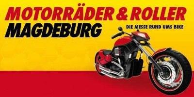 """Motorräder &  Roller Magdeburg Vom 20.01.2018 - 21.01.2018 findet in Magdeburg die Motorradmesse """"Motorräder & Roller"""" statt. Wir stellen die aktuellen Neuheiten vor und würden ..."""