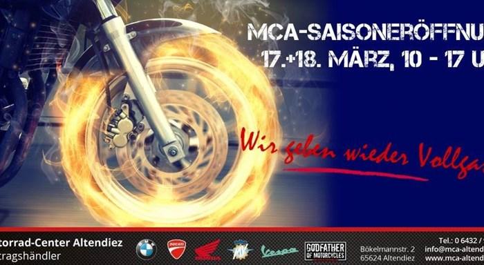 MCA Saisoneröffnung