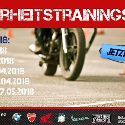 MCA Sicherheitstraining Bist du fit für die kommende Motorradsaison? Wir bieten dir ein Fahrsicherheitstraining ganz in der Nähe an. Denn wir wollen, dass du auch in ...