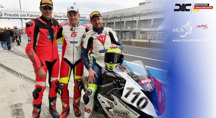 MCA Racing beim 1000 km Rennen