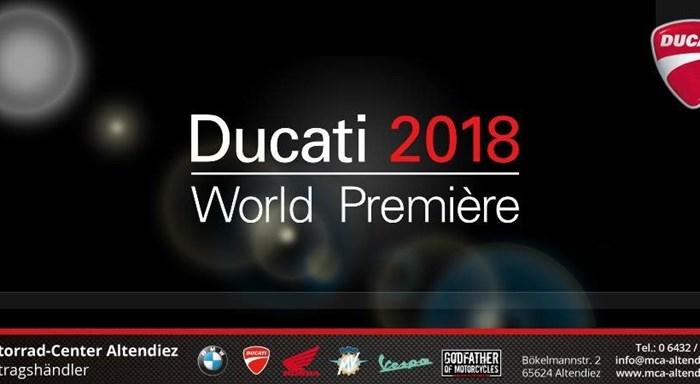 Ducati Live Stream