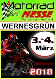 6. Motorrad Messe Wernesgrün  Wir sind wieder dabei .