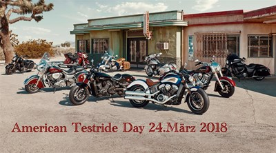 AMERICAN TESTRIDE DAY