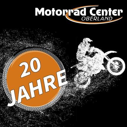 20 Jahre Motorrad Center Oberland  Unser 20-jähriges Firmenjubiläum ist mehr als nur ein Grund zum Feiern🎉🎉      Deshalb feiern wir auch gleich doppelt:   1⃣Am Samstag, 7. ...