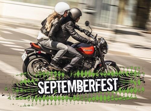 Kawasaki - September Fest 2018
