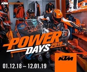 KTM Nikolaustag 2018 Am 01. Dezember 2018 findet wieder der alljährliche KTM Nikolaustag statt. 🎅🎅  Wir haben von 09.00 - 16.00 Uhr durchgehend geöffnet und für das ...
