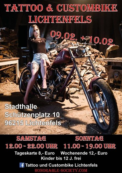 Tattoo & Custombike Lichtenfels