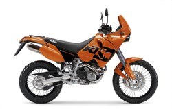 KTM 640 LC4 Adventure 2005