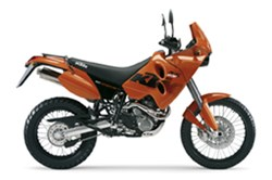 KTM 640 LC4 Adventure 2006