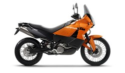 KTM 990 Adventure 2009