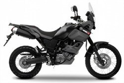 Yamaha XT660Z Tenere 2009