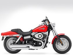 Harley-Davidson CVO Fat Bob FXDFSE 2010