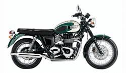 Triumph Bonneville T100 2010