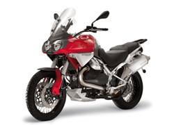 Moto Guzzi Stelvio 1200 4v 2011