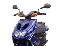 Motorrad Vergleich Yamaha YZF-R125 2021 vs. Yamaha Aerox R