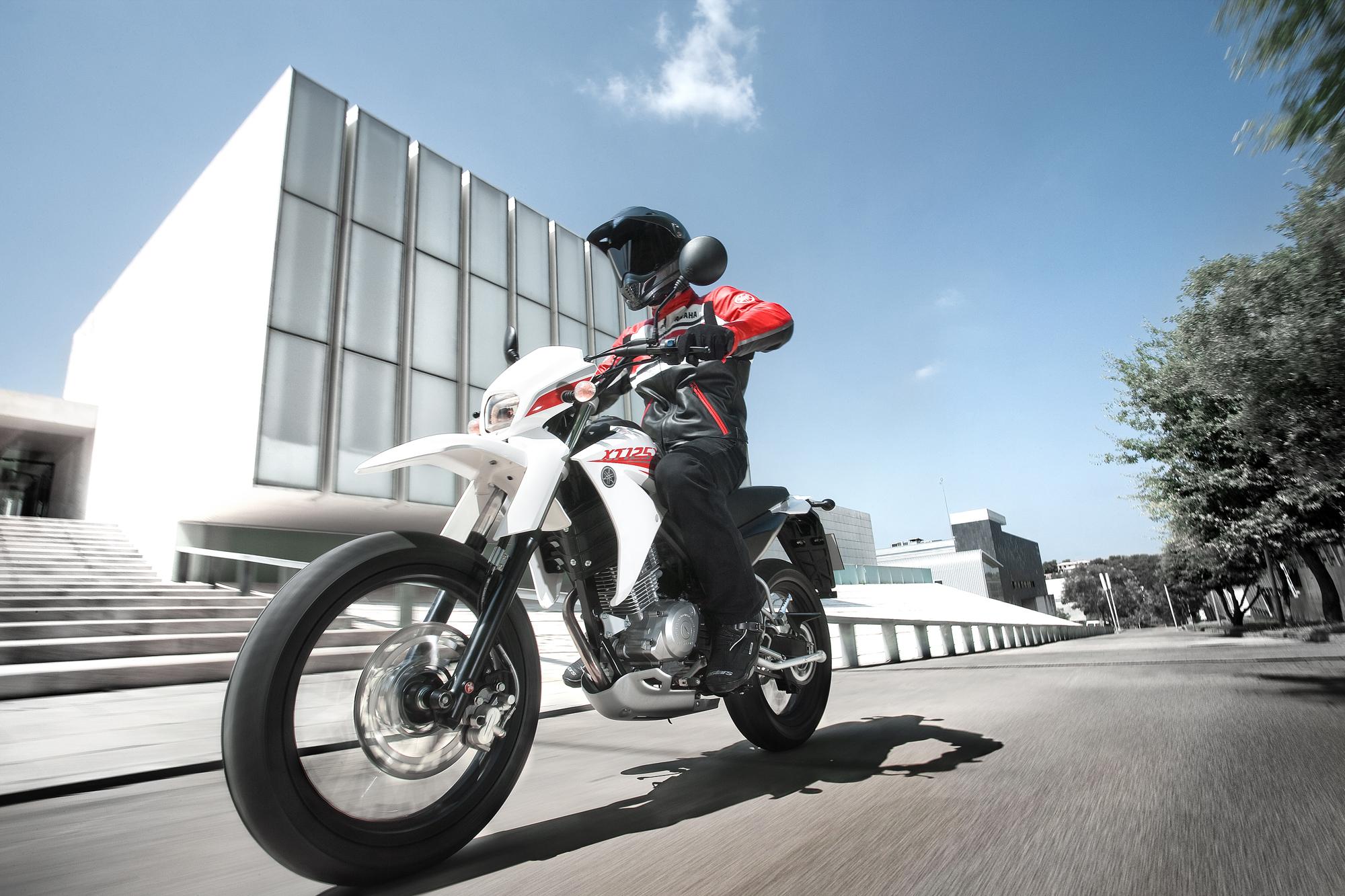 Yamaha WR125X/R 2013 - Modellnews