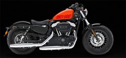 Harley-Davidson Sportster XL 1200X Forty-Eight 2013