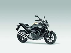 Honda NC700S 2013