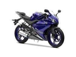 Yamaha YZF-R125 2013