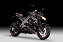 Kawasaki Z 1000 Black Edition 2013