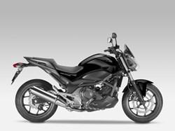 Honda NC750S 2014