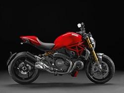 Ducati Monster 1200 S 2014