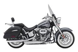 Harley-Davidson CVO Softail Deluxe FLSTNSE 2015