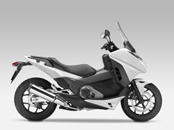Honda Integra 2015