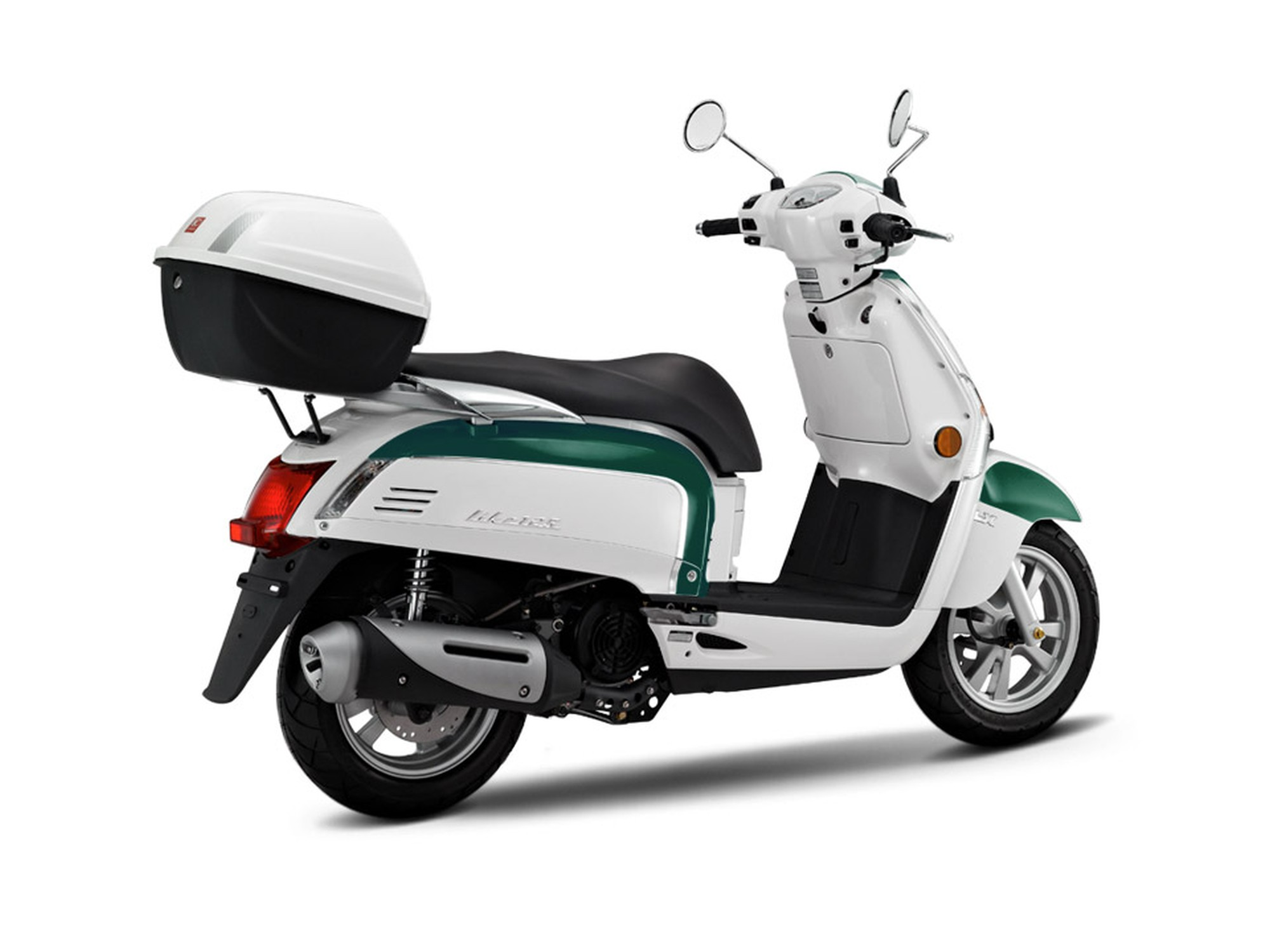 Gebrauchte und neue Kymco Like LX 50 2T Motorräder kaufen