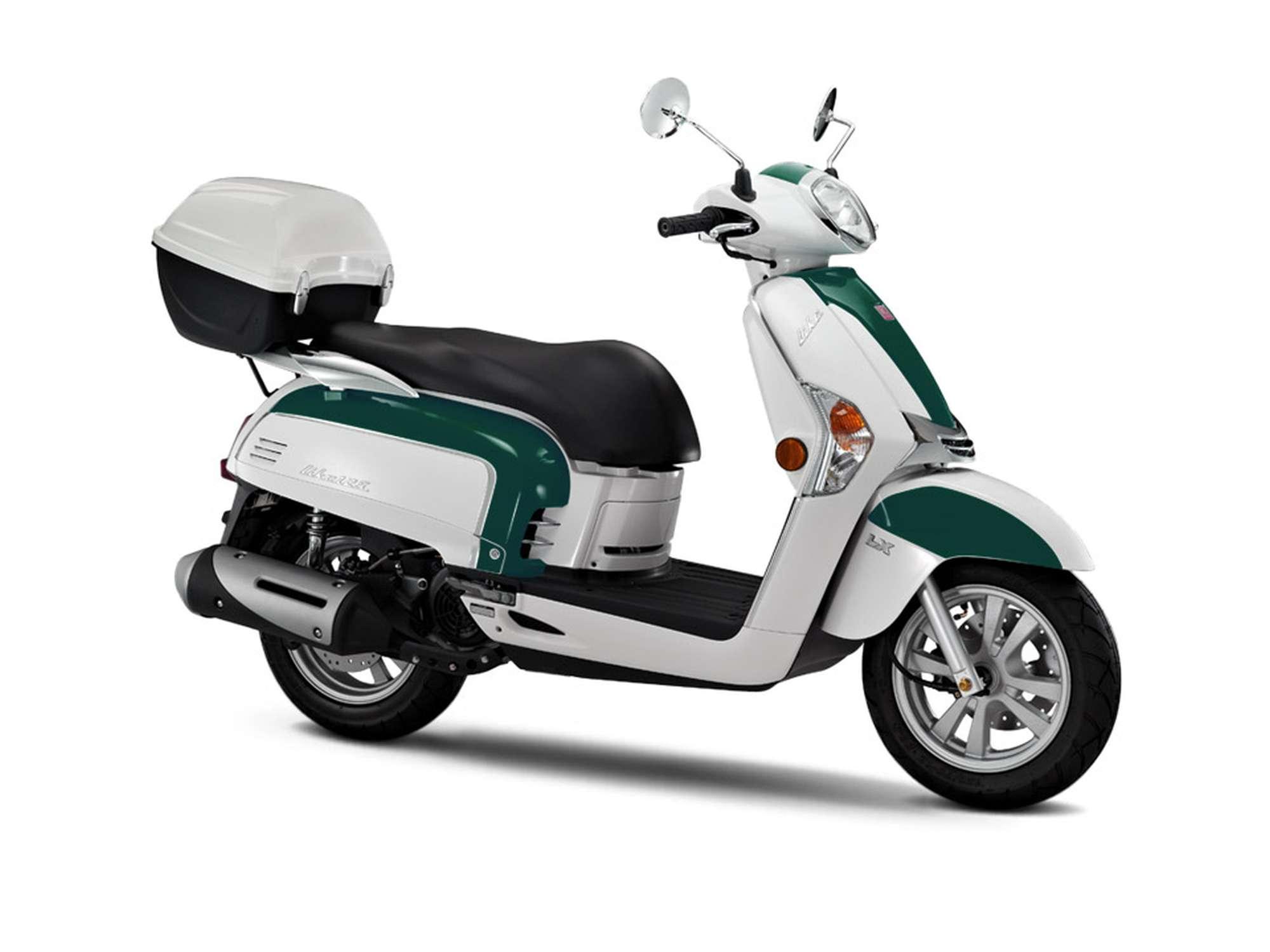 Gebrauchte und neue Kymco Like LX 125 Motorräder kaufen