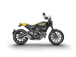 Ducati Scrambler Full Throttle 2015