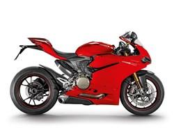 Ducati 1299 Panigale S 2015
