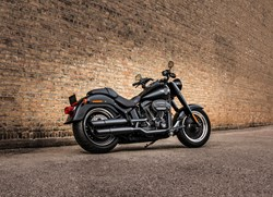 Harley-Davidson Softail Fat Boy S 2016