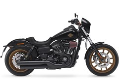 Harley-Davidson Dyna Low Rider S FXDLS 2016