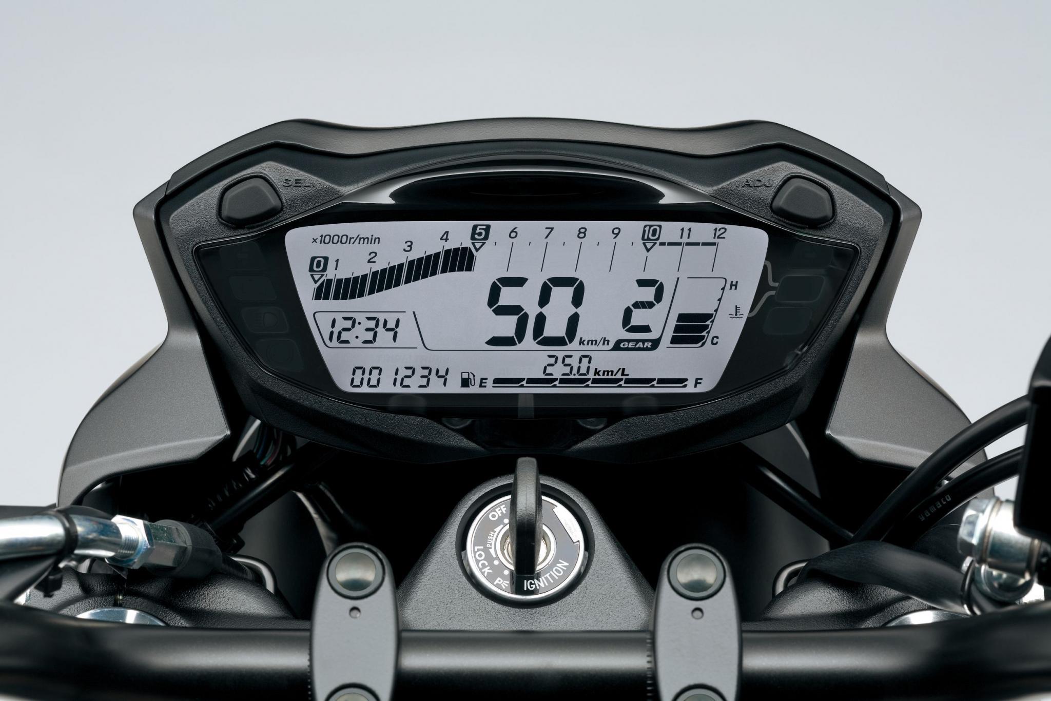 Suzuki SV 650 - Alle technischen Daten zum Modell SV 650