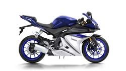 Yamaha YZF-R125 2016