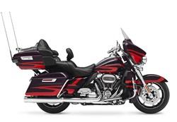 Harley-Davidson CVO Ultra Limited FLHTKSE 2017