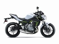 Kawasaki Z 650 2017