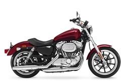 Harley-Davidson Sportster XL 883 L SuperLow 2018