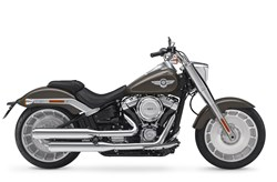 Harley-Davidson Softail Fat Boy FLFB 2018
