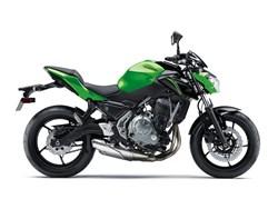 Kawasaki Z 650 2018