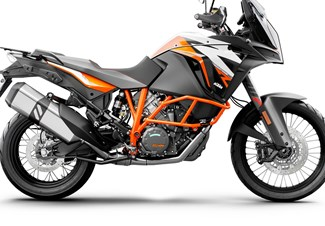 KTM 1290 Super Adventure R 2019 Sonderangebot
