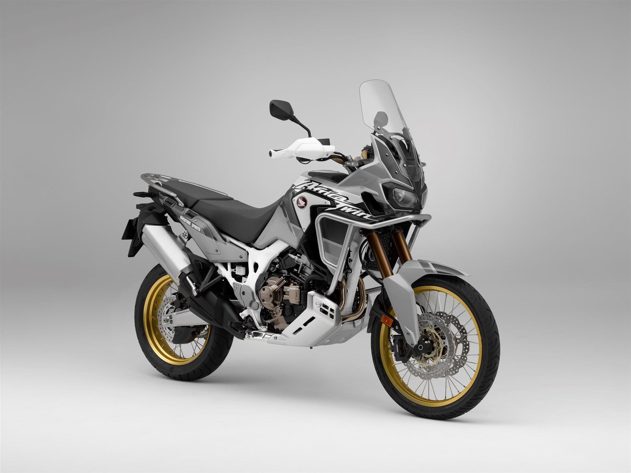 Gebrauchte Und Neue Honda Crf1000l Africa Twin Adventure Sports Motorrader Kaufen