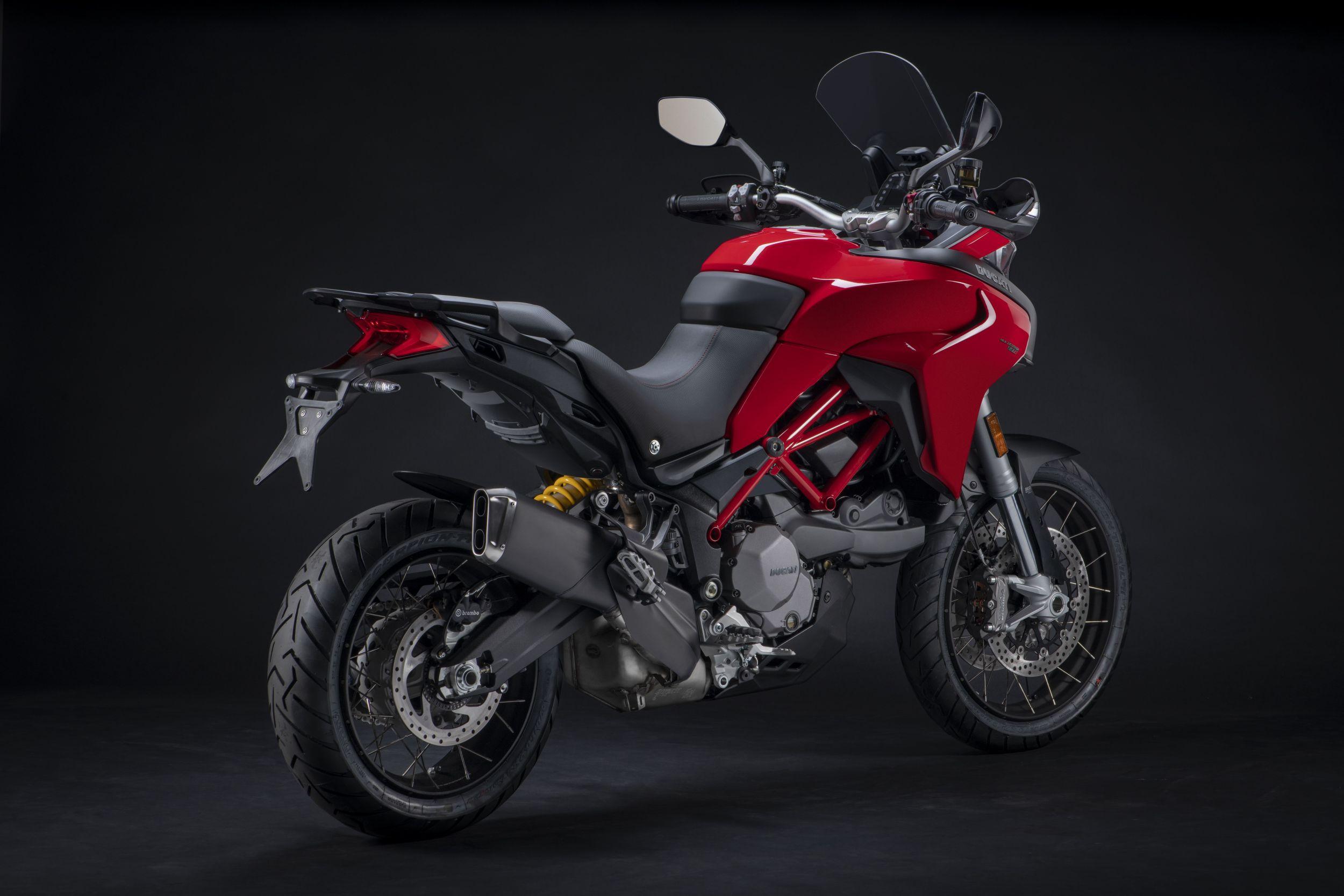 Motorrad Vergleich Ducati Multistrada 950 S 2019 vs. BMW F