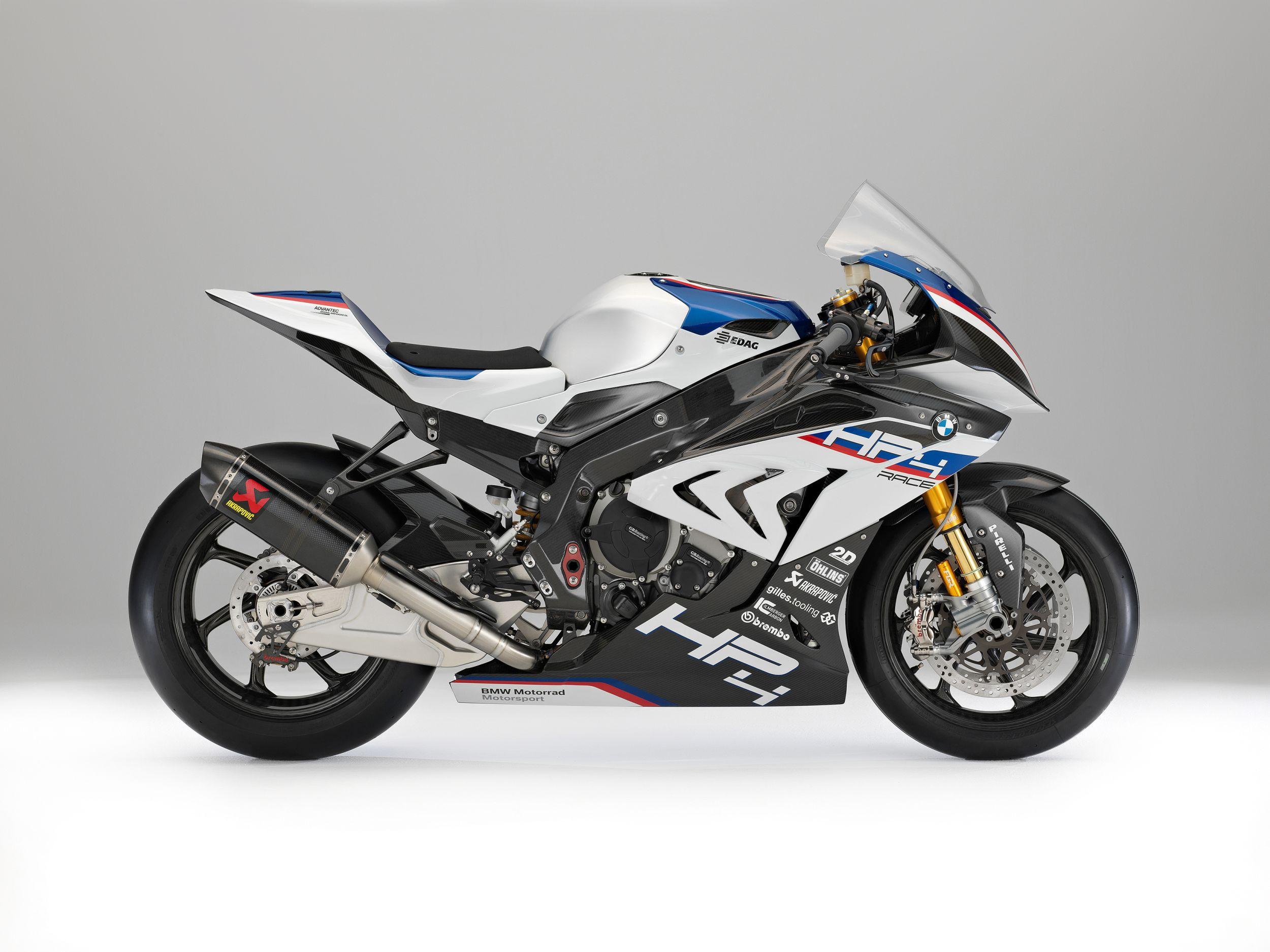 Gebrauchte Und Neue Bmw Hp4 Race Motorräder Kaufen