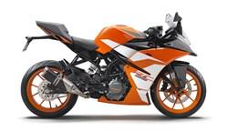 KTM RC 125 2020