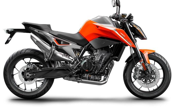 KTM 790 Duke 2020 Schnäppchen