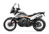 KTM 790 Adventure white 2020 Bilder