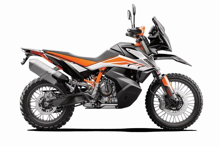 KTM 790 Adventure R 2020 Schnäppchen