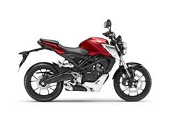 Honda CB125R 2020